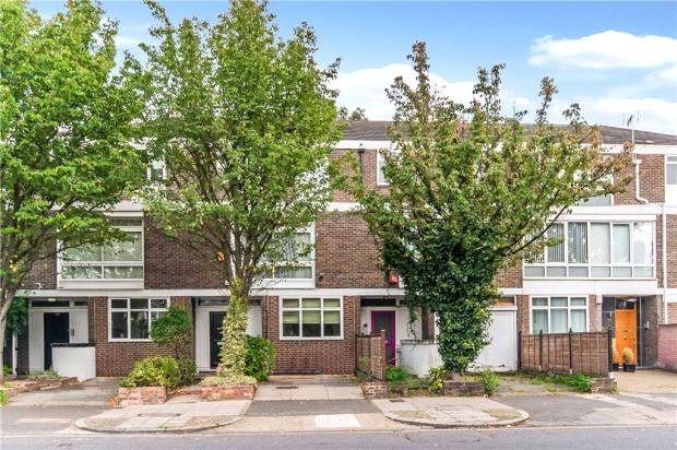 Semi-detached house to rent in Loudoun Road, St Johns Wood