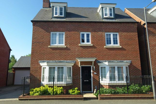 4 bed detached house for sale in Lace Lane, Buckingham