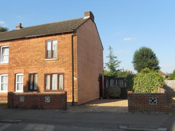 3 bed semi-detached house for sale in Margetts Road, Kempston, Bedford
