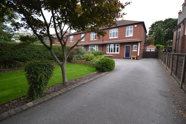 Thumbnail Semi-detached house for sale in Barnsley Road, Sandal, Wakefield