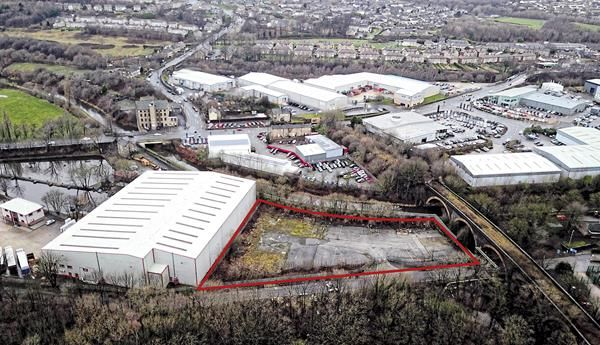 Thumbnail Land for sale in Ashgrove Depot, Ashgrove Road, Huddersfield