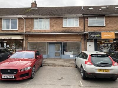 Thumbnail Retail premises for sale in 74 & 74A Whitemoor Road, Kenilworth, Warwickshire