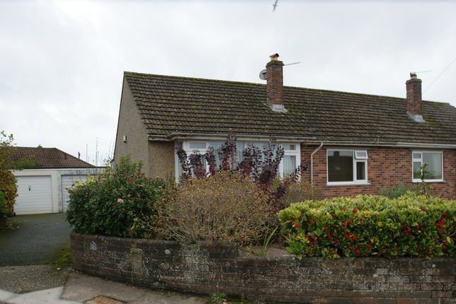 Thumbnail Semi-detached bungalow for sale in Gard Close, Torquay