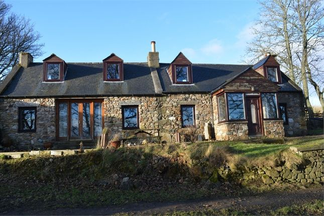 Thumbnail Detached house for sale in Ruthven, Huntly, Aberdeenshire