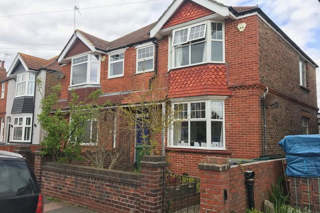 Thumbnail End terrace house to rent in Ringwood Road, Eastbourne