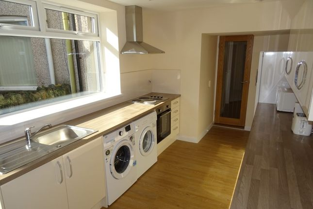 Thumbnail Terraced house to rent in New Park Terrace, Treforest, Pontypridd