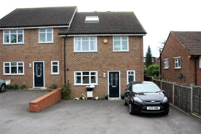 Thumbnail Semi-detached house to rent in Aldworth Close, Reading, Berkshire
