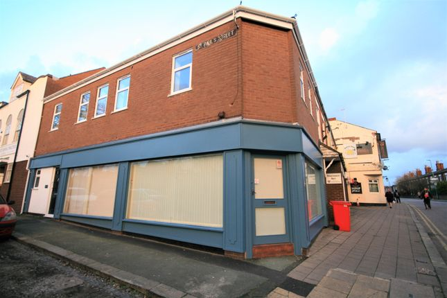 Thumbnail Room to rent in Victoria Street, Crewe