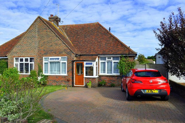 Thumbnail Semi-detached bungalow for sale in St. Annes Road, Willingdon, Eastbourne