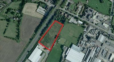 Thumbnail Land for sale in Plot 4 Centrum Logistics Park, Centrum Way, Centrum West Logistics Park, Burton Upon Trent