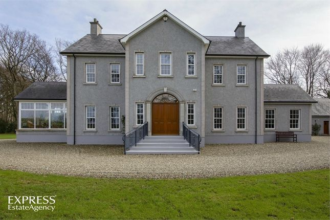 Thumbnail 4 bedroom detached house for sale in Knockmore Road, Stranocum, Ballymoney, County Antrim