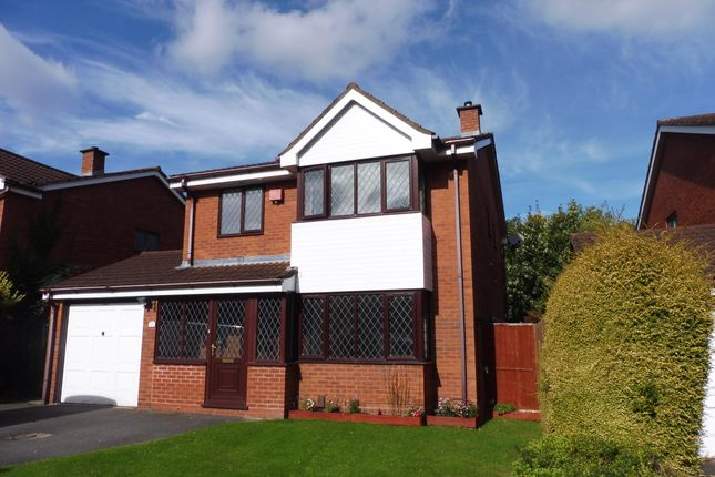 Thumbnail Flat to rent in Charlesworth Ave, Solihull, West Midlands