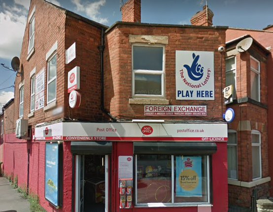 Retail premises for sale in 261 Vernon Road, Nottinghamshire
