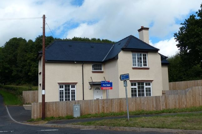 Thumbnail Detached house to rent in Bronllys, Brecon