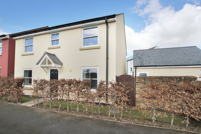 Thumbnail Detached house for sale in Parks Drive, Plymstock, Plymouth