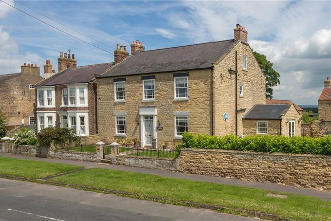 Thumbnail Detached house to rent in Dishforth, Thirsk, North Yorkshire