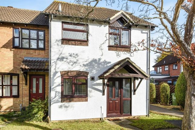 Thumbnail End terrace house for sale in The Court, Abingdon