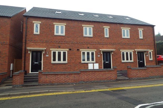 Town house to rent in Chapel Street, Ibstock