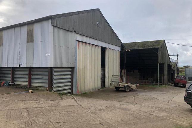 Thumbnail Warehouse to let in Burrough Road, Little Dalby, Melton Mowbray