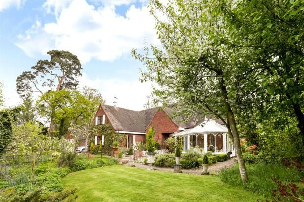 Thumbnail Detached house for sale in Abbots Morton, Worcester, Worcestershire