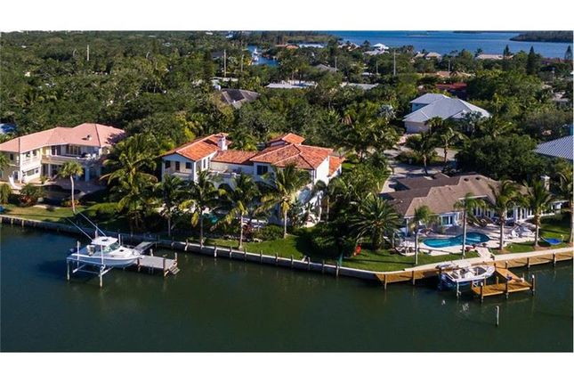 Thumbnail Property for sale in 515 Tulip Lane, Vero Beach, Florida, United States Of America