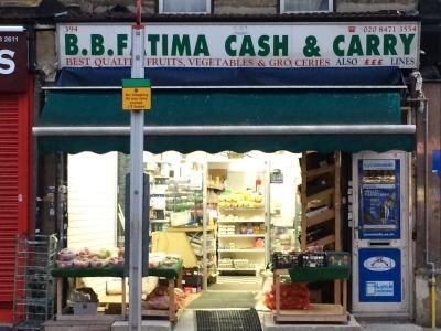 Thumbnail Commercial property for sale in High Street North, East Ham