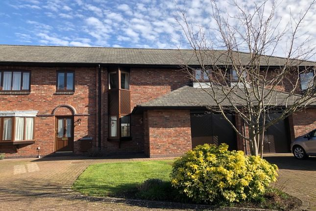 Thumbnail Terraced house to rent in Barley Court The Maltings, Leamington Spa