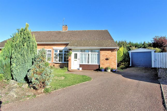 Thumbnail Semi-detached bungalow for sale in Boltons Close, Pyrford, Woking