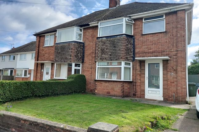 3 bed semi-detached house to rent in Roman Bank, Mansfield, Mansfield Woodhouse NG19
