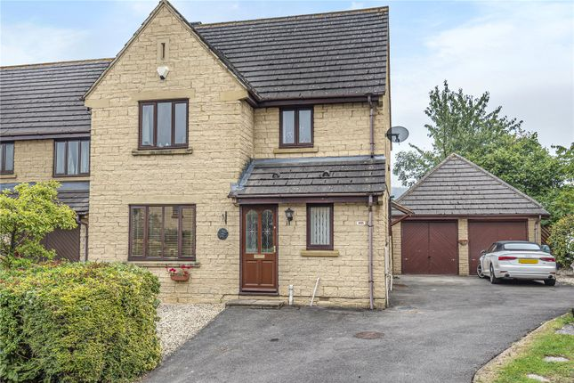 Thumbnail Detached house for sale in Up Hatherley, Cheltenham, Gloucestershire
