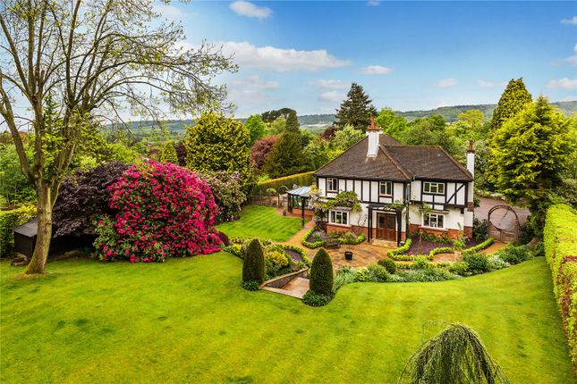 Thumbnail Detached house for sale in Brassey Road, Limpsfield, Surrey