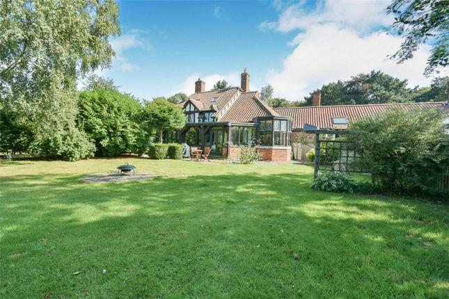 Thumbnail Terraced house for sale in Naburn Lane, Fulford, York