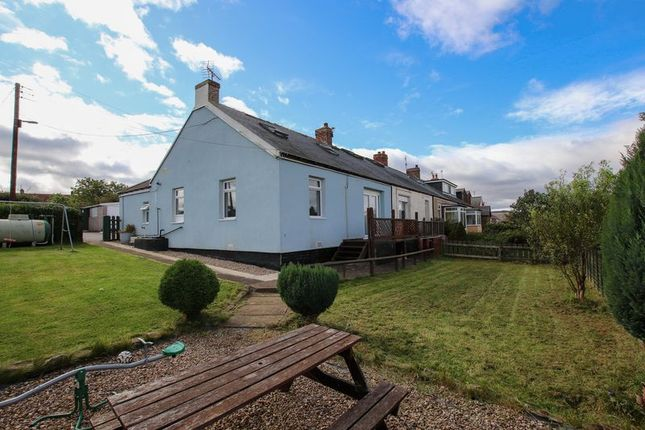 Thumbnail End terrace house for sale in Wharton Place, Boosbeck, Saltburn-By-The-Sea