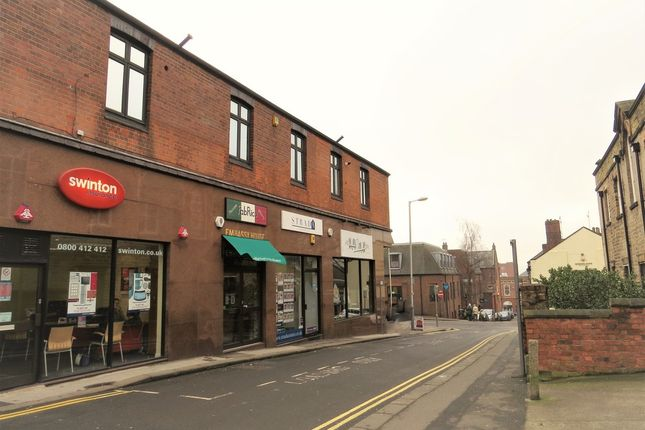 Thumbnail Flat for sale in Angel Yard, Saltergate, Chesterfield