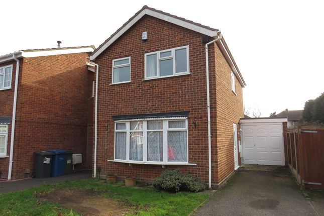 Detached house in  Aitken Close  Tamworth  Birmingham