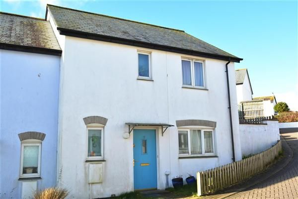 Thumbnail Semi-detached house for sale in Portscatho, Truro, Cornwall