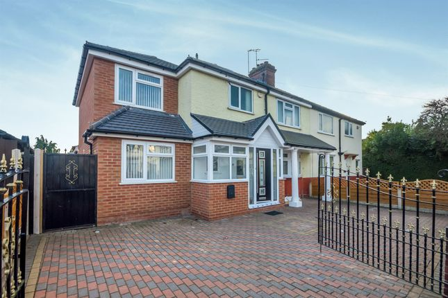 Thumbnail Semi-detached house for sale in Dorsett Road, Darlaston, Wednesbury