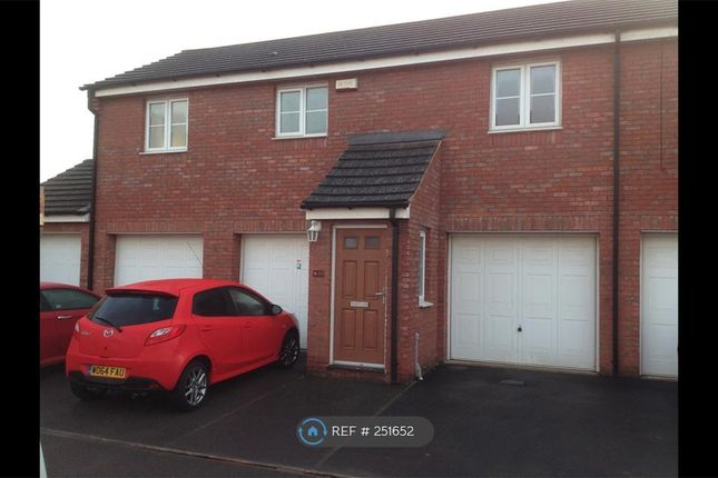 Thumbnail Flat to rent in Middlefield Road, Chippenham
