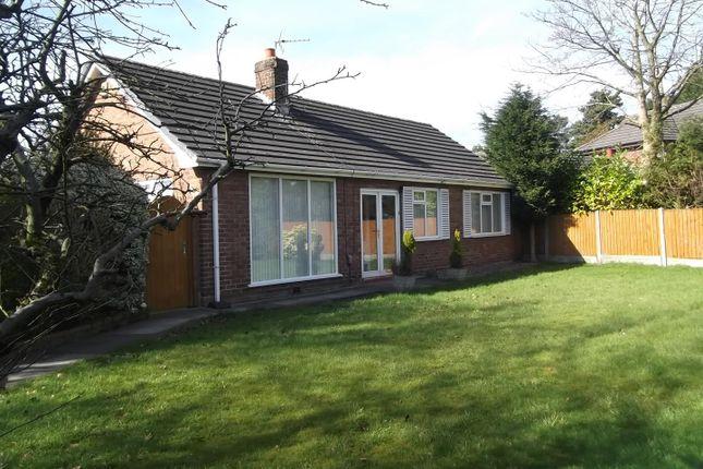 Thumbnail Detached bungalow for sale in Mill Lane, Rainhill, Prescot