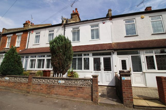 Thumbnail Terraced house for sale in Pentney Road, Chingford