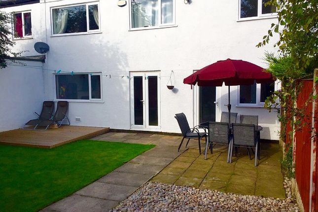 Thumbnail Terraced house for sale in Brock Gardens, Hale Village, Liverpool, Merseyside