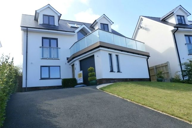 Thumbnail Detached house for sale in Dolphin Court, New Quay, Ceredigion