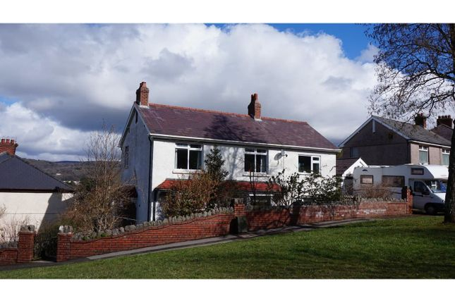 Thumbnail Detached house for sale in Westernmoor Road, Neath