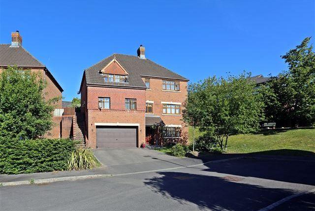 Thumbnail Detached house for sale in Wakelin Close, 'st David's Gardens', Church Village, Pontypridd