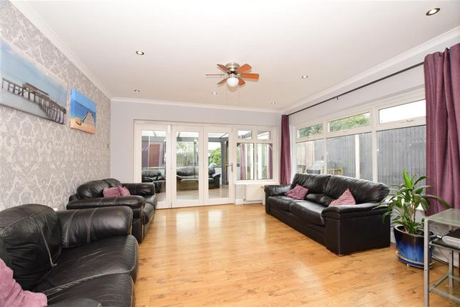 Thumbnail Bungalow for sale in Frederick Road, Rainham, Essex