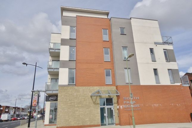 Thumbnail Flat for sale in Bulbeck Road, Havant