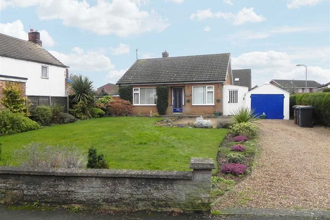 Thumbnail Detached bungalow to rent in Church Street, Heckington, Sleaford