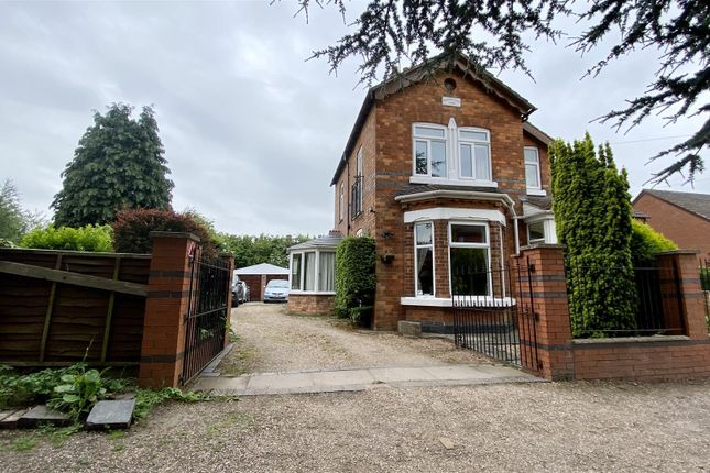 Thumbnail Detached house for sale in Hays Lane, Hinckley