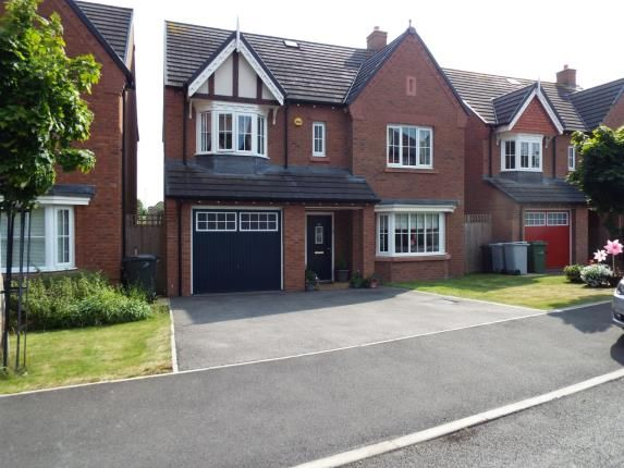Thumbnail Parking/garage for sale in Hastings Road, Nantwich, Cheshire