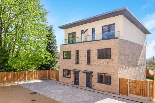 Thumbnail Semi-detached house for sale in Enderleigh Mews, Alexandra Park, Nottingham